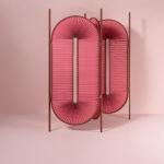 Dante - Goods and Bads Minima Moralia room divider by Christophe de la Fontaine