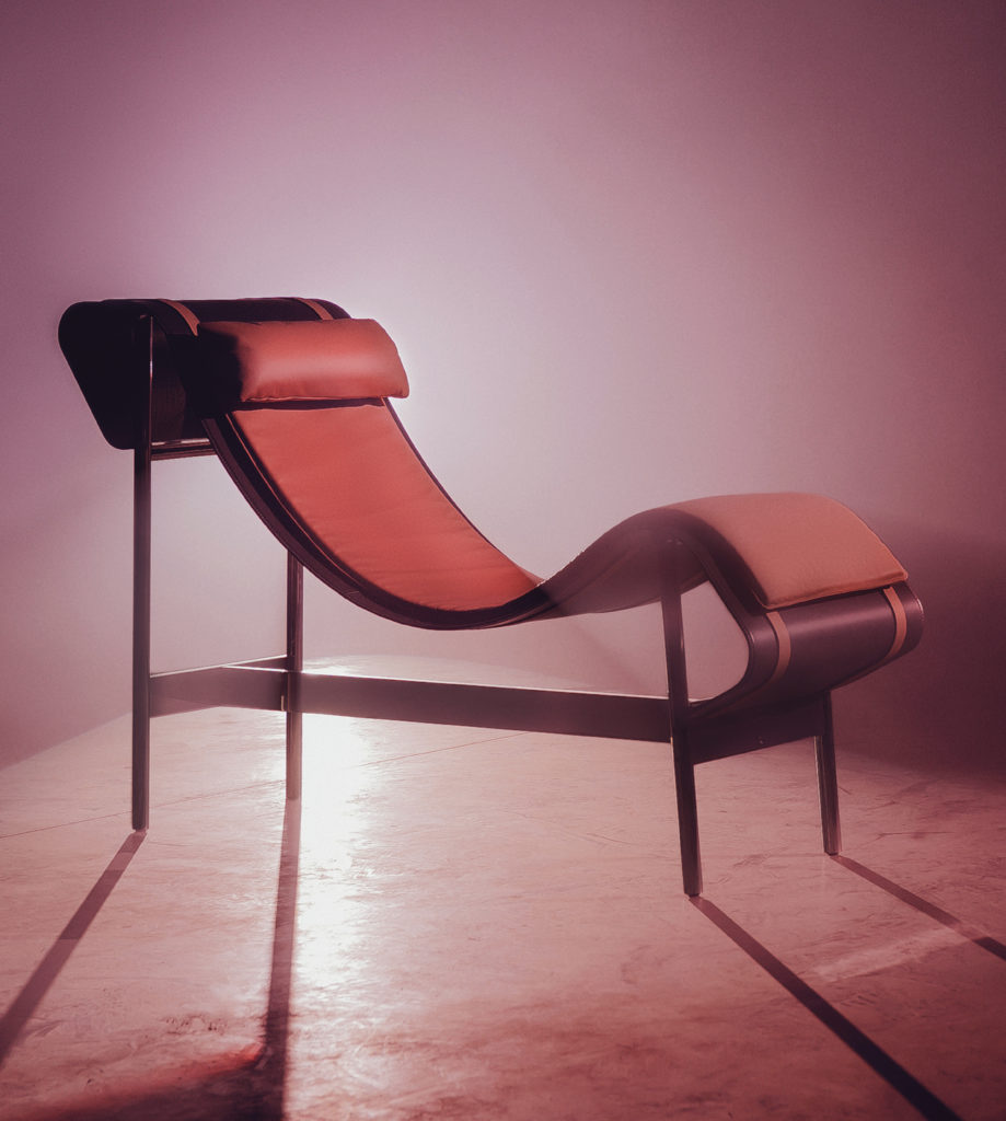 - Charlotte-chaise Lounge - Dante - Goods And Bads