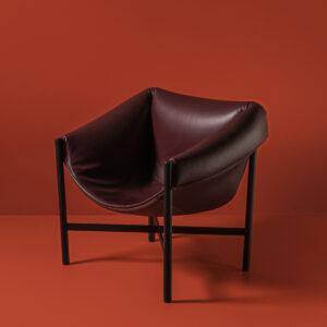 Dante - Goods and Bads Falstaff armchair by Stefan Diez