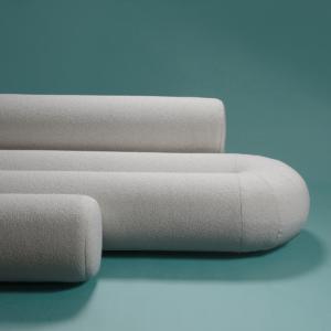 Serpentine sofa by Christophe de la Fontaine DANTE - Goods and Bads