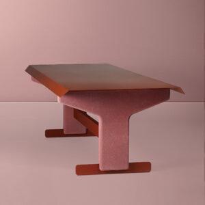 Bold's table by Christophe de la Fontaine DANTE - Goods and Bads